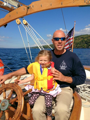 Finger Lakes Sail Captain