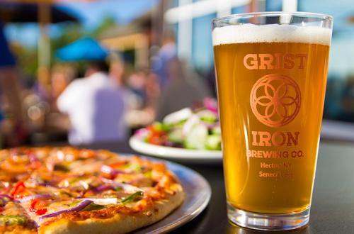 Grist Iron Brewery