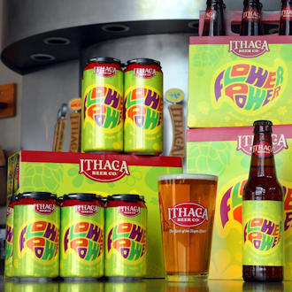 Ithaca Beer Co Cans