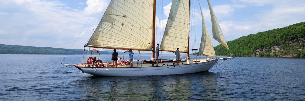 Contact Schooner Excursions