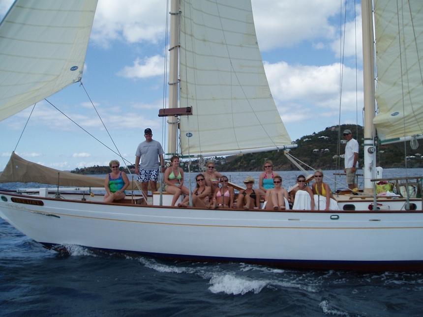 Public Day Sail