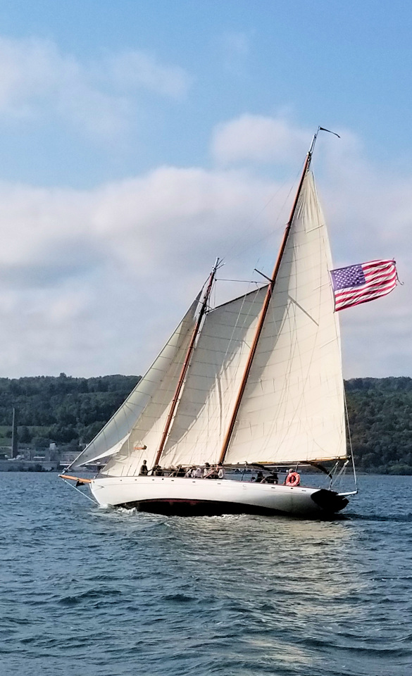 Sailing Charters in the Finger Lakes - Sail True Love